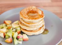 {rezept} Dinkel Pancakes