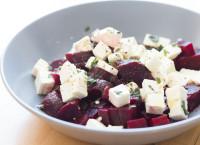 {rezept} Rote Beete Feta Salat