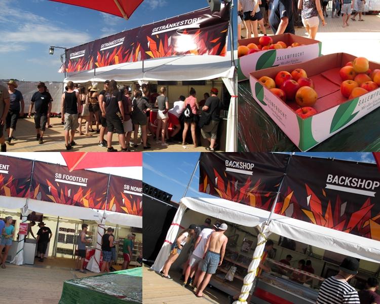 Southside 2016 13 Festival Store