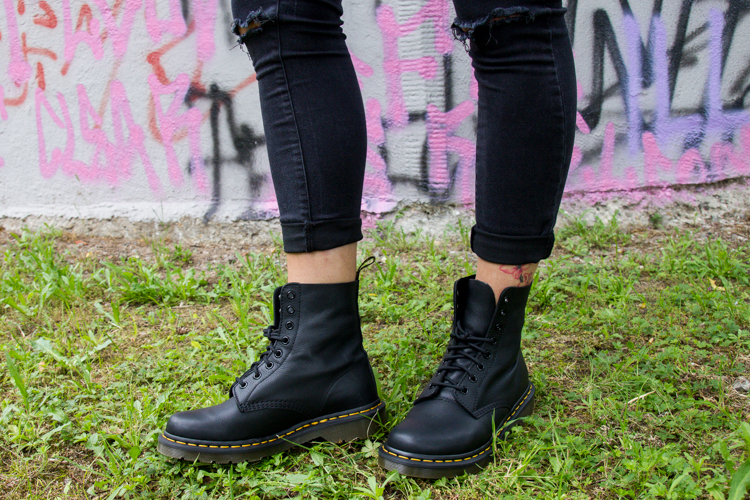 Festival Look mit Dr. Martens 2