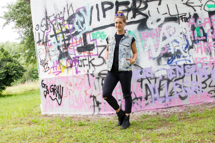 Festival Look mit Dr. Martens 3