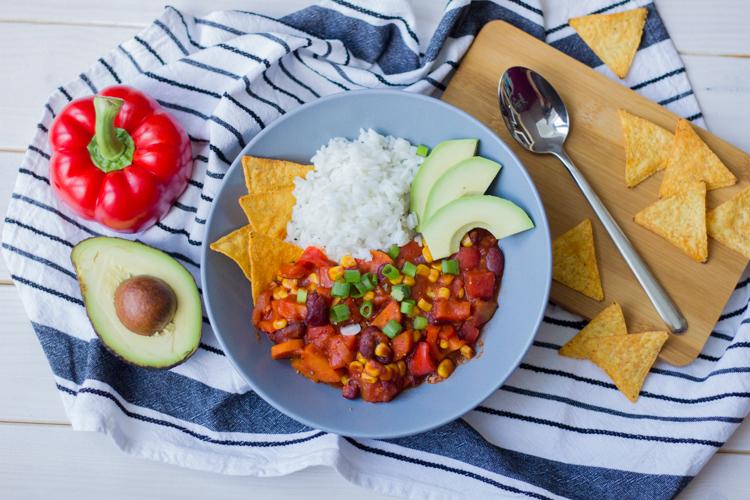 Veganes Chili 4