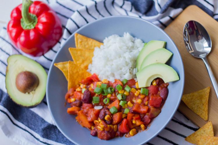 Veganes Chili 6