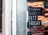 Thank God its fett Friday – Fettschmelze Karlsruhe